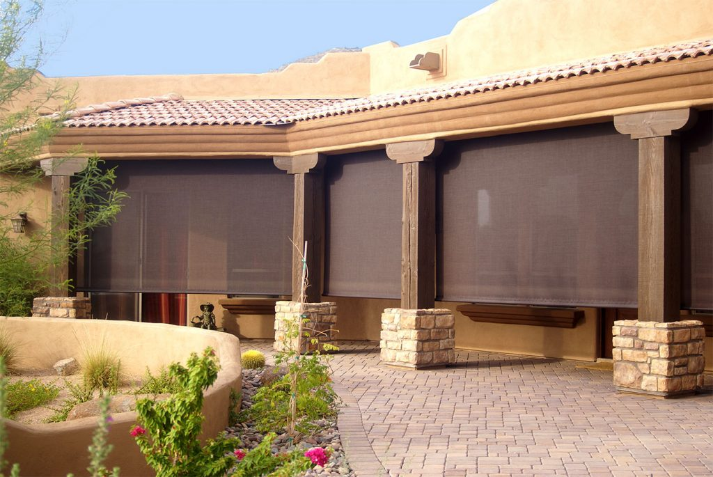 patio sun u0026 wind screen - Patio Sun Shades