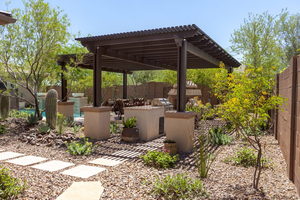 Pleasant An Escape From The Arizona Sun Liberty Home Products Home Interior And Landscaping Ferensignezvosmurscom