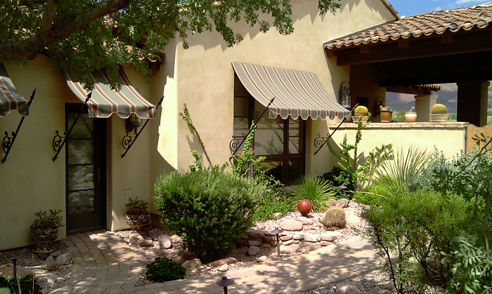 Welded Frame Awnings Patio Products Liberty Home Products