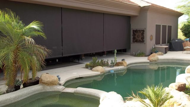 ... Sunshine Screen And Patio By Enjoy The Weather Not The Wind Liberty  Home Products ...