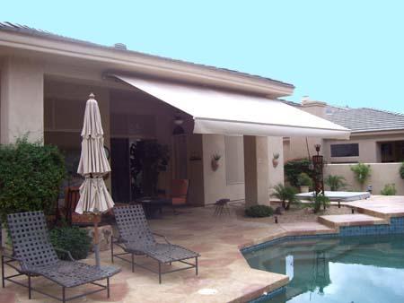 Affordable Retractable Awnings | Sunbrella Fabric | Phoenix