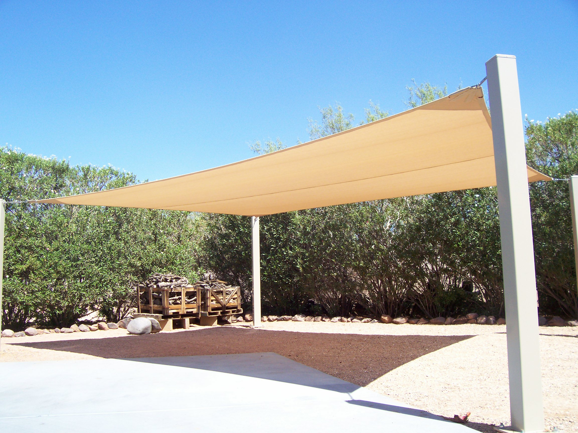 Pin shade sail public recreation playground 1 on pinterest for Colorado shade sail