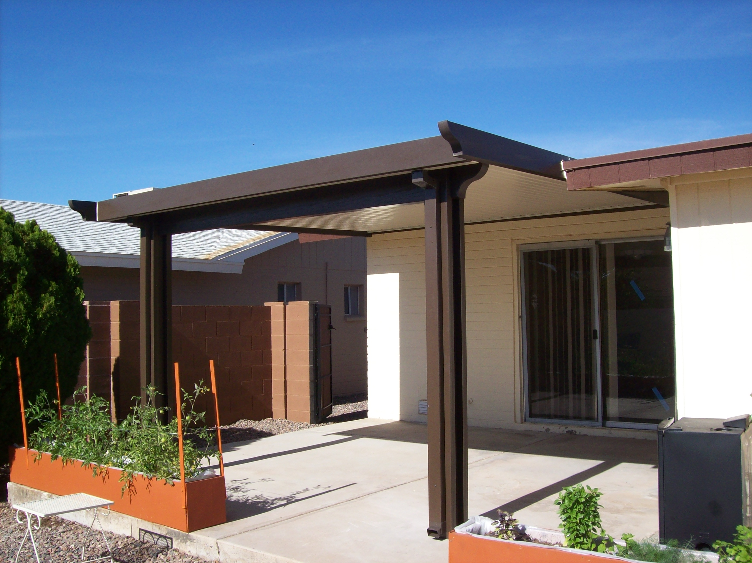 Sun shades phoenix az patio curtains window awnings Patio products