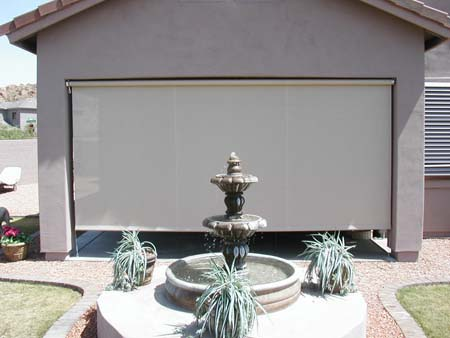 Sun Screens Az Patio Wind Screens Liberty Home Products